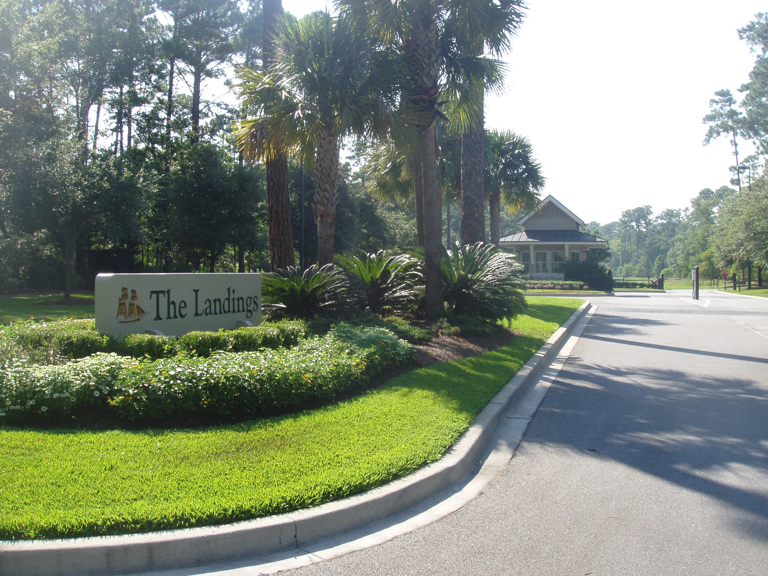 The Landings on Skidaway Island Entry