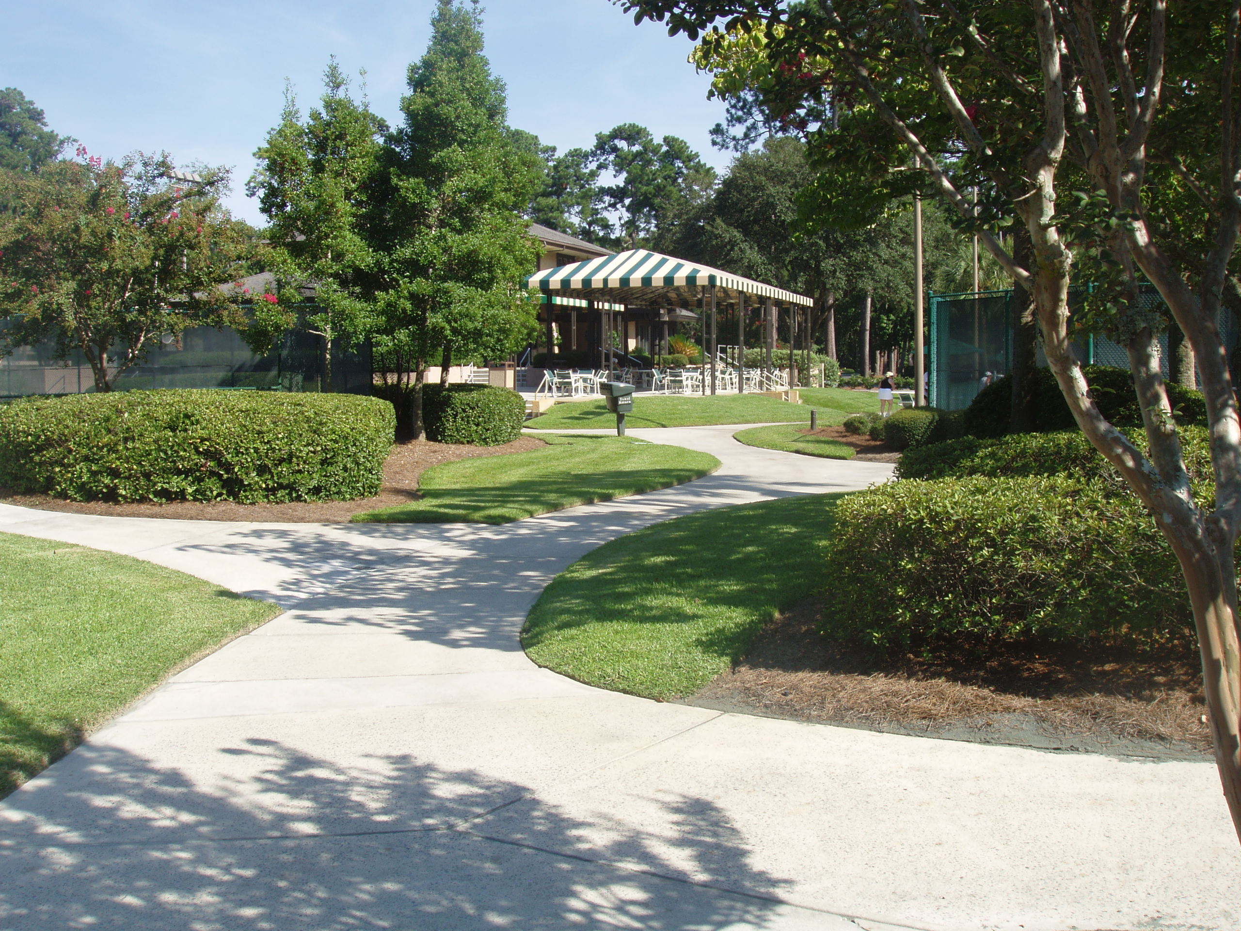 Recreation, Tennis Facility